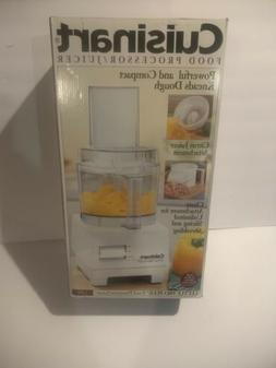 Cuisinart Little Pro Plus Food Processor Juicer