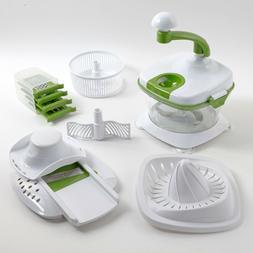 Mandoline Slicer Complete Food Processor Grater Slicer Juice