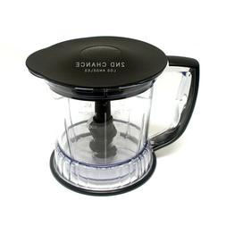 Ninja Master Prep QB1004 40oz 5 Cup Blender Food Processor P