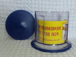 NINJA Master Prep QB900 BLUE 16 Oz Food Processor Bowl + Sto
