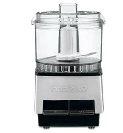 Cuisinart Mini-Prep 2.6-Cup Food Processor, Black/Stainless