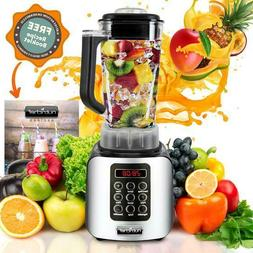 NutriChef NCBL1700 Digital Electric Countertop Food Processo