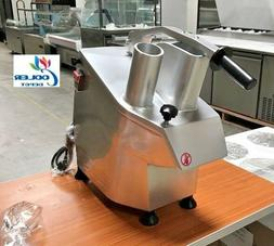 NEW Commercial Food Processor Vegetable Cheese Cutter Slicer