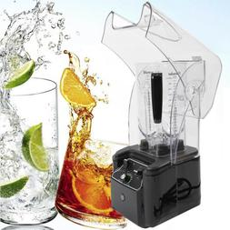 Soundproof Professional Commercial Bar Blender Heavy Duty Fo