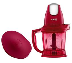 Ninja Storm Red Blender Food Processor Smoothies Prep- Brand