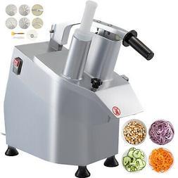 Vegetable Cutter Commercial Food Processor 6 Cutting Disks V